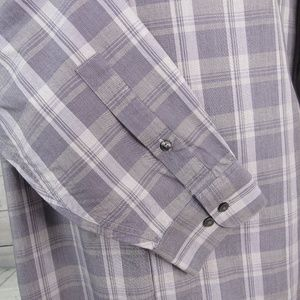 Calvin Klein Shirts - Calvin Klein Button Front Regular Fit Dress Shirt